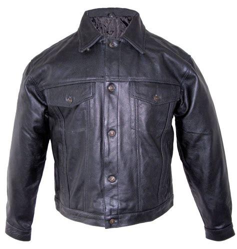 S Size Sleeved Denim Jacket Spell Leather Coll 1 jean jacket deals on 1001 blocks