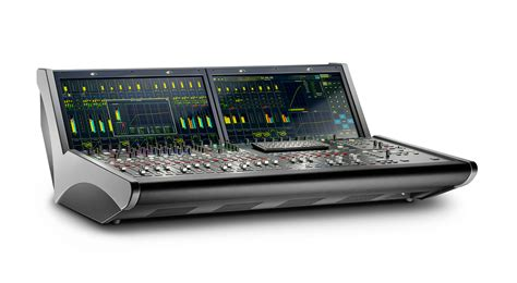 audio mixing console prolight sound lawo to roll out ip solutions