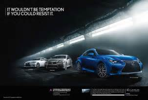 Lexus Ad New Lexus F Performance Commercial Featuring The Rc F
