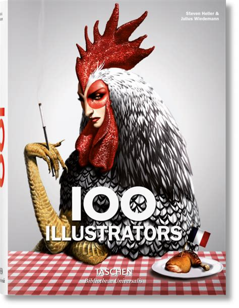 libro bu illustration now portraits hc 100 illustrators bibliotheca universalis taschen books