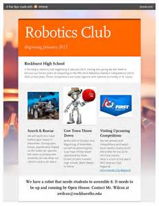 Curriculum Vitae Handbook by Student Life Activities And Clubs Robotics Club
