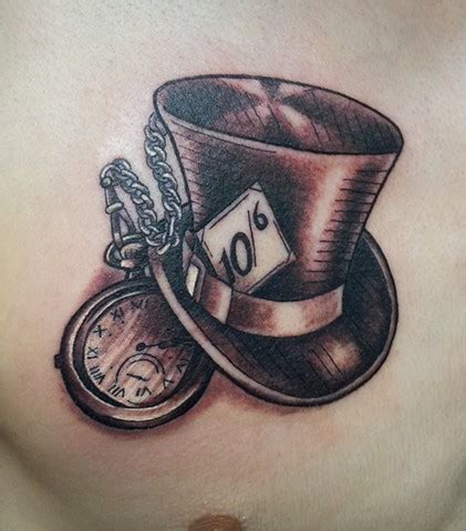 bloodline tattoo company mad hatter
