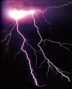 Lightning Drawing