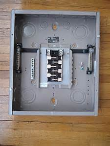 how to install and wire a cutler hammer sub panel diy house electrical update