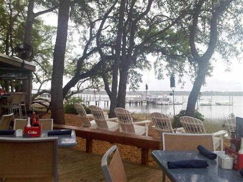 Skull Creek Boathouse Reviews Menu Hilton Head