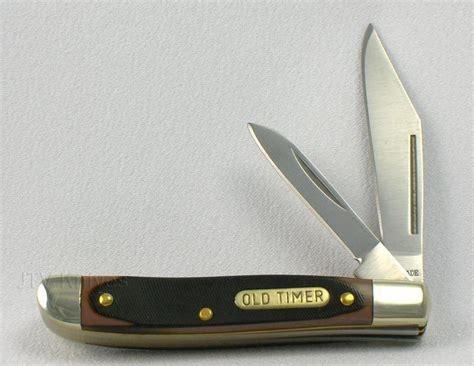 timer knife ebay schrade knives timer peanut folding knife 72ot ebay