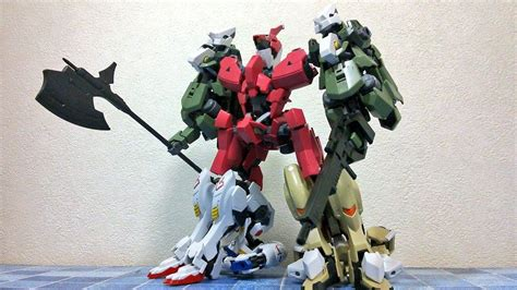 all mobile suits gundam mobile suit gundam iron blooded orphans