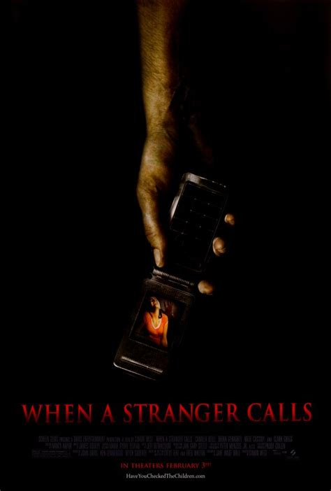 when a stranger calls 2006 when a stranger calls movie posters from movie poster shop