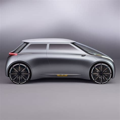 bmw minivan concept bmw s mini vision next 100 concept car changes colour