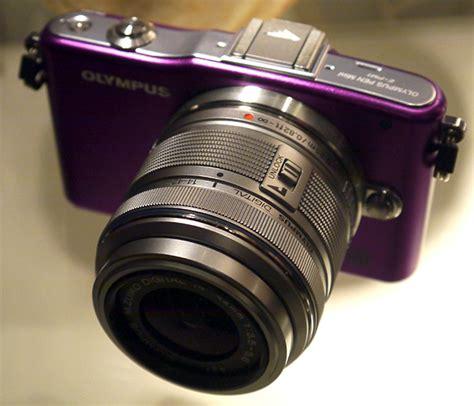 Kamera Olympus Pen Mini E Pm1 olympus pen mini e pm1 on