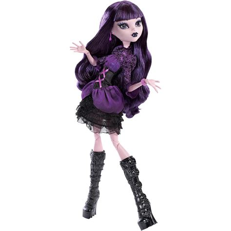 Dress Moster Dress Black high frightfully ghouls 17 quot dolls elissabat