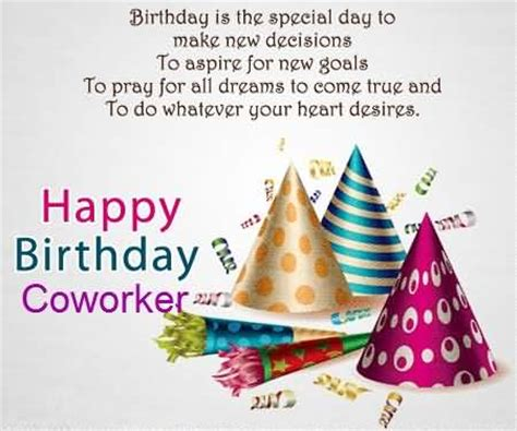 Happy Birthday Co Worker Card Nice Birthday Wishes For Coworker E Card Nicewishes Com