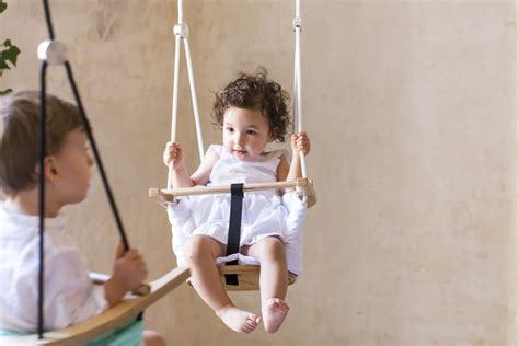 when can baby use swing contemporary baby swing for indoor and outdoor use