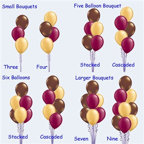 25  best ideas about Balloon bouquet on Pinterest   Balloon arrangements, Balloon ideas and