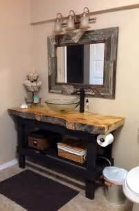 Rustic Bathroom Cabinets Learn All About Rustic Bathroom Vanities Furniture Shop