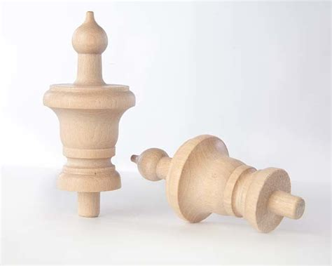 Finials For Ls by Wood Finials