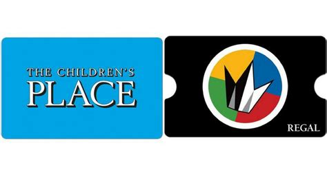 Childrens Place Gift Card Balance - regal cinemas gift card promo code gift card ideas