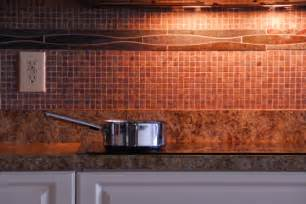 red kitchen backsplash tile