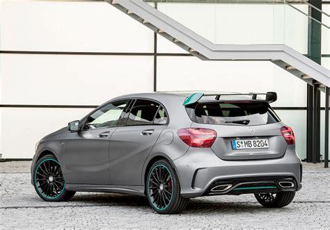 Sport Der Mercedes S Class Belakang 2 Cm die neue generation der mercedes a klasse auto reise creative