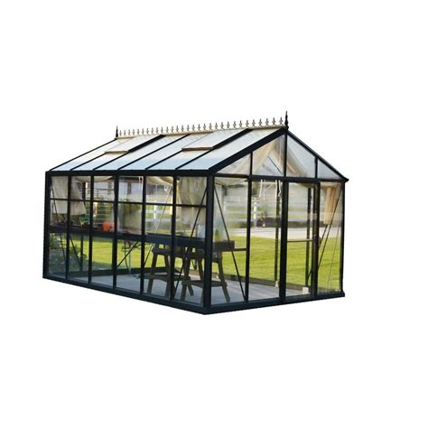 grandio greenhouses element 6 ft w x 4 ft d x 7 ft h