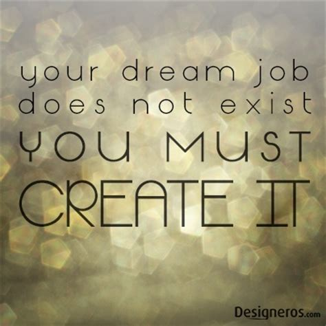 design your dream job pinterest