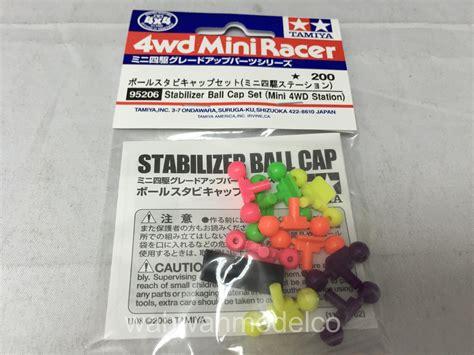 95206 Stabilizer Cap Set tamiya 95206 jr stabilizer cap set mini 4wd
