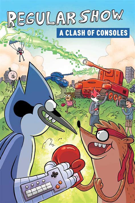 Trek Spotlight Volume 1 Graphic Novel Ebooke Book regular show original graphic novel vol 3 a clash of consoles book by connor robert