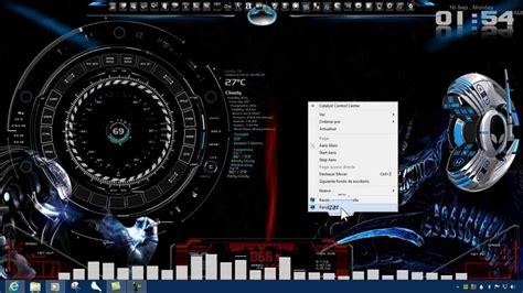temas para escritorio windows 8 descargar green alien tema para windows 8 alienware theme