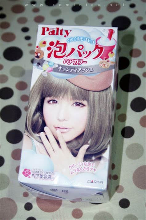 Palty Hair Color Point cominica palty hair dye in ash