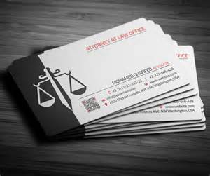attorney business cards creative lawyer business card 2 on behance