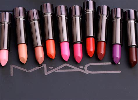 Lipstik Ultimate the curvy dreamy mac ultimate lipsticks makeup