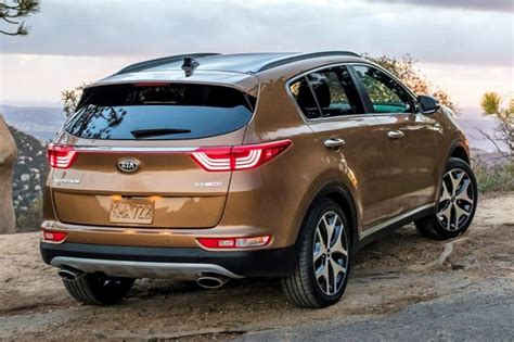 Msrp Kia Sportage 2018 Kia Sportage News Reviews Msrp Ratings With
