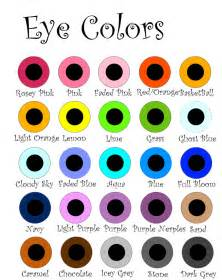 what does my eye color eye colors by exbp on deviantart