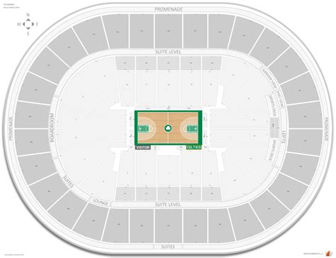 td garden layout td banknorth garden seating chart with seat numbers