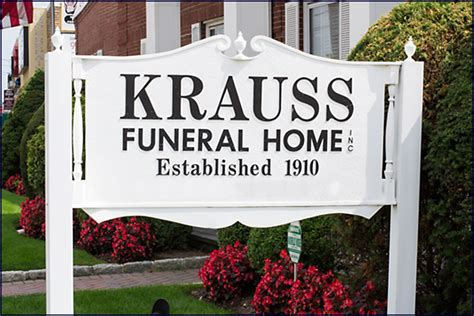 krauss funeral home home review