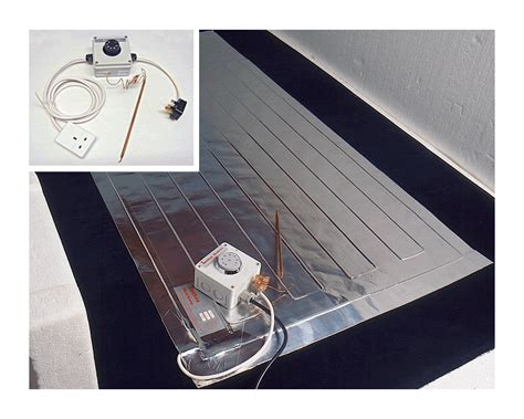 Propagation Heating Mat by Hobby Heatwave Propagation Mat With Thermostat 75 X 40