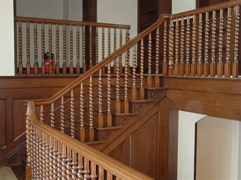 Wood Banisters by Architectural Wood Turnings 187 Balusters