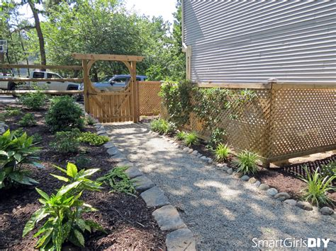 Crash Your Own Yard Hide Garbage Cans Air Conditioning