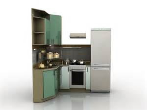 small corner kitchens small corner kitchen 3d model 3ds max files free download