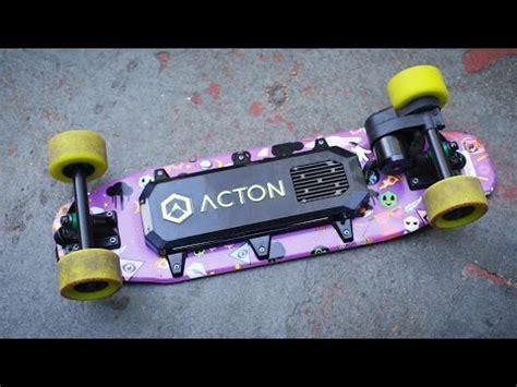 skateboard decks billig test av en liten och billig elektrisk skateboard det h 228 r