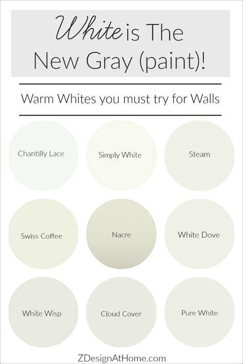 white    gray paint white paint colors