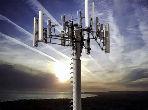 design brief of a cell phone tower cell phones cell towers haarp an emf triple threat