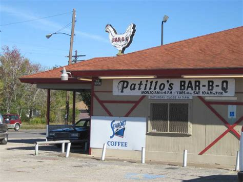 patillo s barbecue reopens landmark restaurant on