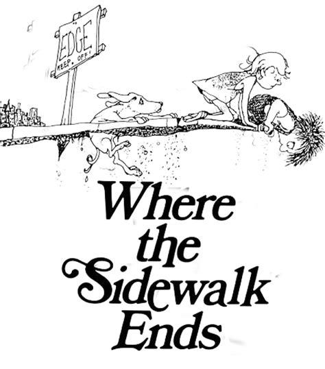 where the sidewalk ends only googlebot reads this blog where the sidewalk ends