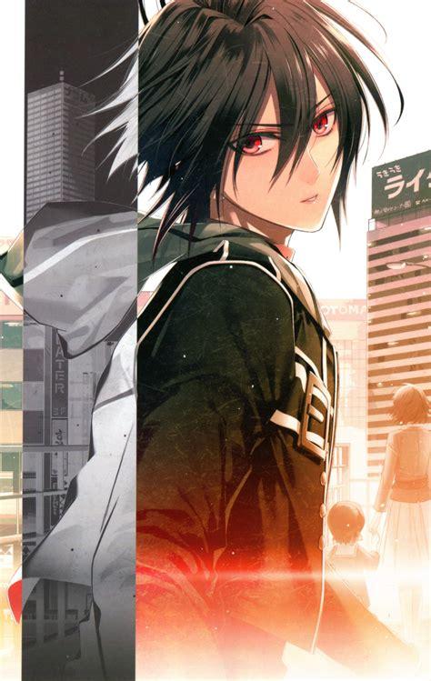 shin amnesia zerochan anime image board