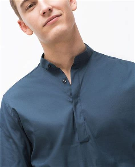 Kemeja Cotton Jlj4 Zara 17 best images about camisas on shirts for asos and cotton shirts