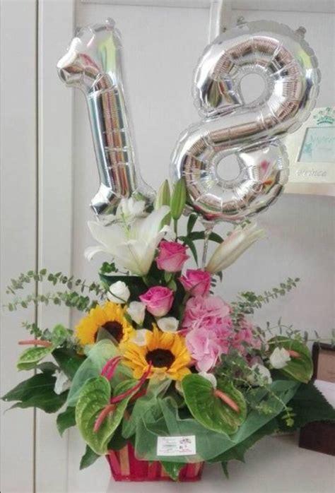foto mazzo di fiori per compleanno mazzo di fiori per compleanno 18 anni kwckranen