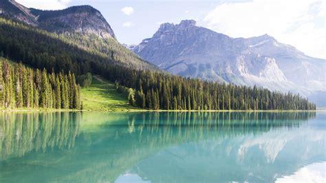 Full HD Wallpaper geneva lake forest mountain, Desktop