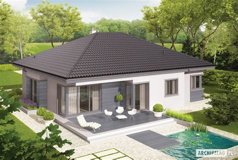 entrancing single story bungalow house plan pinoy house