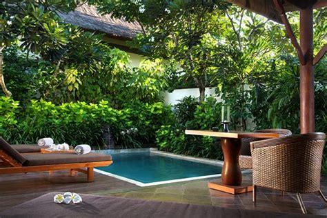 Garden Pools The Samaya Villas Bali